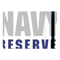 Seal Of United States Navy Reserve, 2005 2017 Apple Ipad Pro 10 5   Flip Case