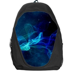 Electric Wave Backpack Bag