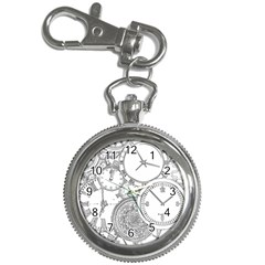 Time Goes On Key Chain Watches