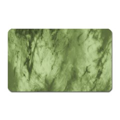 Marble Forest Magnet (rectangular) by JezebelDesignsStudio