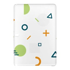 Geometry Triangle Line Samsung Galaxy Tab Pro 10 1 Hardshell Case