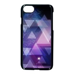 Geometric Triangle Apple Iphone 8 Seamless Case (black) by Mariart