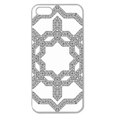 Encapsulated Apple Seamless Iphone 5 Case (clear) by Jojostore