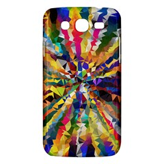 Colorful Prismatic Chromatic Samsung Galaxy Mega 5 8 I9152 Hardshell Case