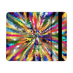 Colorful Prismatic Chromatic Samsung Galaxy Tab Pro 8 4  Flip Case by Jojostore
