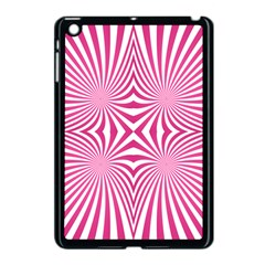 Hypnotic Psychedelic Abstract Ray Apple Ipad Mini Case (black)