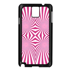 Hypnotic Psychedelic Abstract Ray Samsung Galaxy Note 3 N9005 Case (black) by Alisyart