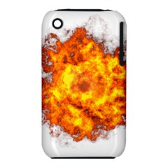 Fire Transparent Iphone 3s/3gs