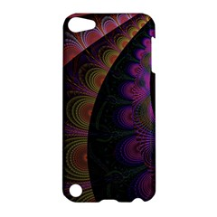 Fractal Colorful Pattern Spiral Apple Ipod Touch 5 Hardshell Case