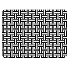 Line Pattern Samsung Galaxy Tab 7  P1000 Flip Case by AnjaniArt