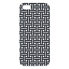 Line Pattern Iphone 5s/ Se Premium Hardshell Case