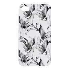 Leaves Tropical Apple Iphone 4/4s Premium Hardshell Case