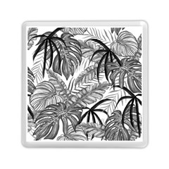 Leaves Nature Picture Memory Card Reader (square) by AnjaniArt