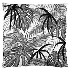 Leaves Nature Picture Large Cushion Case (one Side) by AnjaniArt