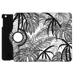 Leaves Nature Picture Apple Ipad Mini Flip 360 Case