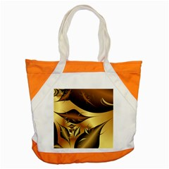 Fractals Background Texture Accent Tote Bag by Jojostore