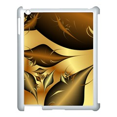 Fractals Background Texture Apple Ipad 3/4 Case (white)