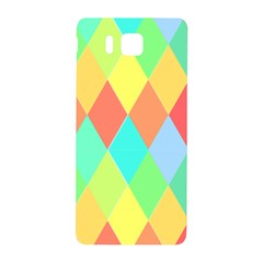 Low Poly Triangles Samsung Galaxy Alpha Hardshell Back Case