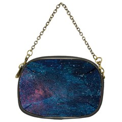 Cosmic Journey Chain Purse (two Sides)