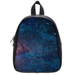 Cosmic Journey School Bag (small) by WensdaiAddamns