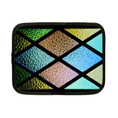 Stained Glass Soul Netbook Case (small) by WensdaiAddamns