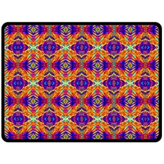 New Stuff 2 8 Fleece Blanket (large)  by ArtworkByPatrick