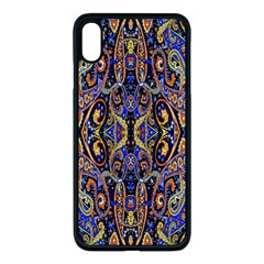new Stuff 2 9(0) Apple Iphone Xs Max Seamless Case (black) by ArtworkByPatrick