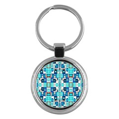 Ml 6 Key Chains (round)  by ArtworkByPatrick