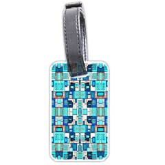 Ml 6 Luggage Tags (one Side)