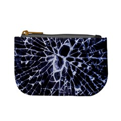 Shattered Mini Coin Purse by WensdaiAmbrose