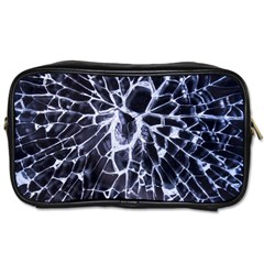 Shattered Toiletries Bag (one Side) by WensdaiAmbrose