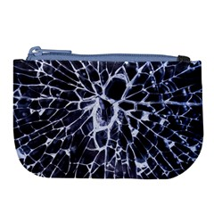 Shattered Large Coin Purse by WensdaiAddamns