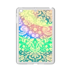Hippie Fabric Background Tie Dye Ipad Mini 2 Enamel Coated Cases by Mariart