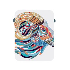 Goat Sheep Ethnic Apple Ipad 2/3/4 Protective Soft Cases