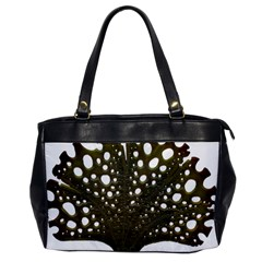 Leaf Tree Oversize Office Handbag by Mariart