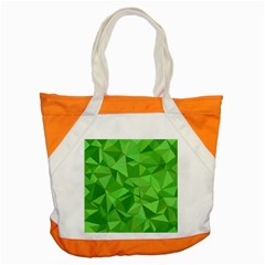Mosaic Tile Geometrical Abstract Accent Tote Bag