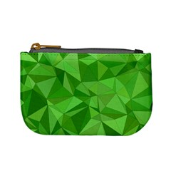 Mosaic Tile Geometrical Abstract Mini Coin Purse