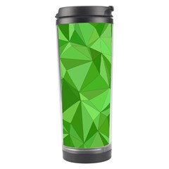 Mosaic Tile Geometrical Abstract Travel Tumbler