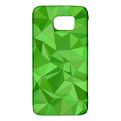 Mosaic Tile Geometrical Abstract Samsung Galaxy S6 Hardshell Case