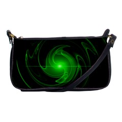 Lines Rays Background Light Shoulder Clutch Bag