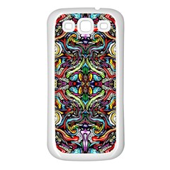 Ml 23 Samsung Galaxy S3 Back Case (white)