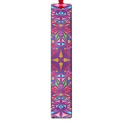 Kaleidoscope Triangle Pattern Large Book Marks