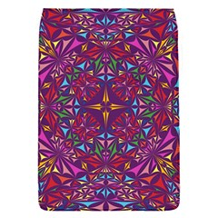 Kaleidoscope Triangle Pattern Removable Flap Cover (s)