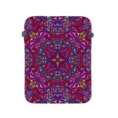 Kaleidoscope Triangle Pattern Apple Ipad 2/3/4 Protective Soft Cases