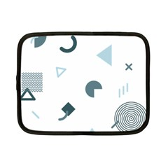 Shape Vector Triangle Netbook Case (small)