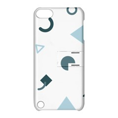 Shape Vector Triangle Apple Ipod Touch 5 Hardshell Case With Stand
