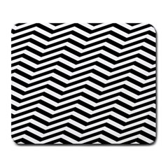 Zigzag Chevron Large Mousepads
