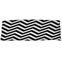 Zigzag Chevron Body Pillow Case Dakimakura (two Sides) by Mariart