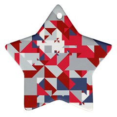 Technology Triangle Ornament (star)
