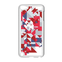 Technology Triangle Apple Ipod Touch 5 Case (white)